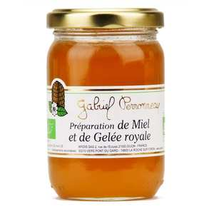 Gabriel Perronneau - Organic Mix of Liquid Honey and Royal Jelly