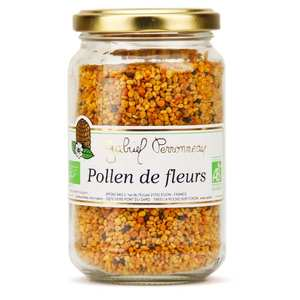 Gabriel Perronneau - Pollen de fleurs bio