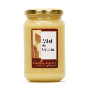 Miellerie du Prieuré - Honey from Gatinais
