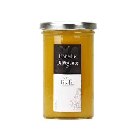 L'abeille diligente - Miel de litchi