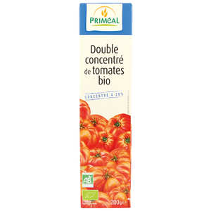 Priméal - Organic Double Tomatoes