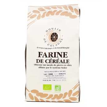 Moulin de Colagne - Organic Small spelled flour