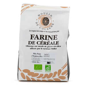 Moulin de Colagne - Organic Ginger Bread Mix