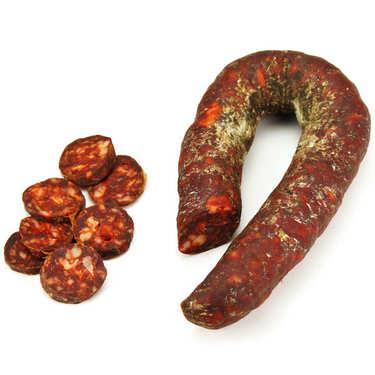 Chorizo au boeuf d'Aubrac - Maison Conquet