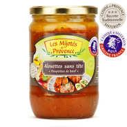 Les mijotés de Provence - Alouettes sans tête de Sisteron
