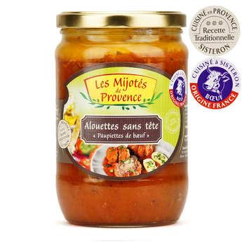 Les mijotés de Provence - Headless larks - Alouettes sans tête