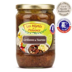 Les mijotés de Provence - Gardianne de Taureau