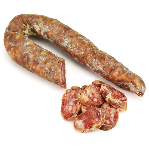 Laguiole cheese dried sausage