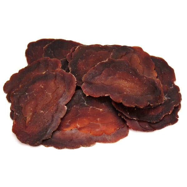 Viande de boeuf séchée de Laguiole - Maison Conquet