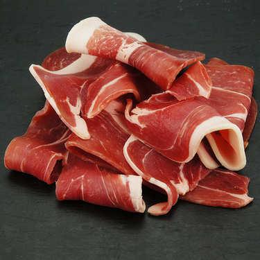 Jambon sec tranches - Maison Conquet