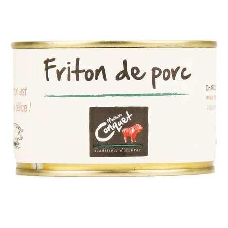 Maison Conquet - Fritons de porc - Maison Conquet