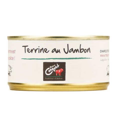 Maison Conquet - Terrine de jambon - Maison Conquet
