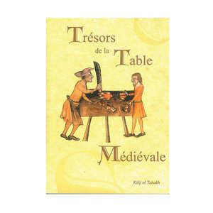 L'Espaviote - Trésors de la table médiévale - Tome 1 - Livre de Kilij el Tabakh
