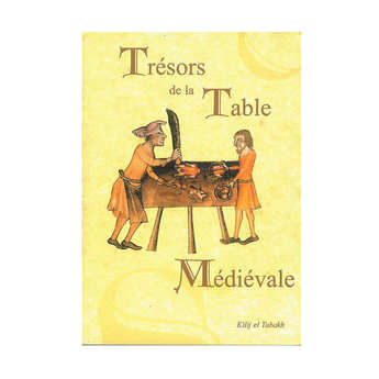 L'Espaviote - Trésors de la table médiévale - Volume 1 - Book of Kilij el Tabakh