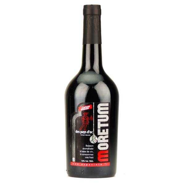 Moretum des Pays d'Oc with cherry - 12%