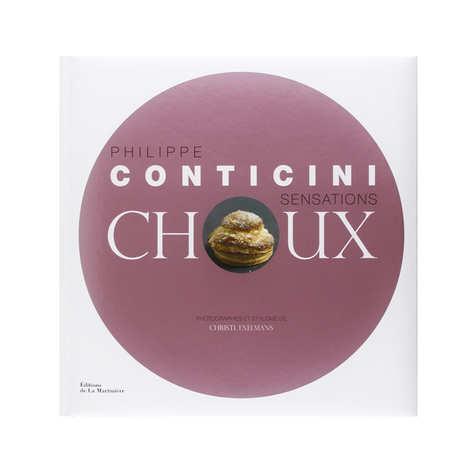Minerva - Sensations choux de Philippe Conticini