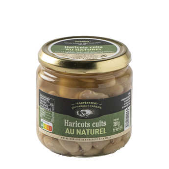 Coopérative du haricot tarbais - Natural Baked Beans