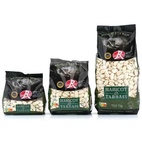 Coopérative du haricot tarbais - Haricots Tarbais secs label rouge