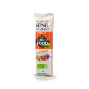 Germline - Barre de céréales germées bio abricot et figue