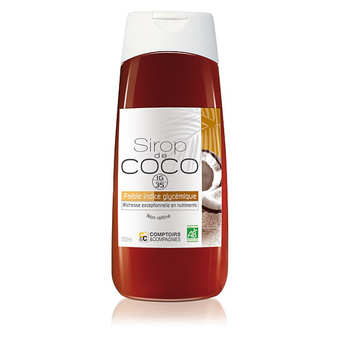 Comptoirs et Compagnies - Organic and Liquid Coconut Syrup