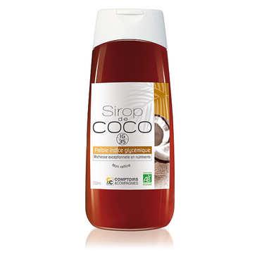 Sirop de coco liquide bio