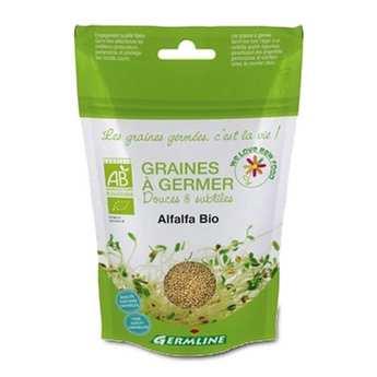 Germline - Alfalfa bio - Graines à germer