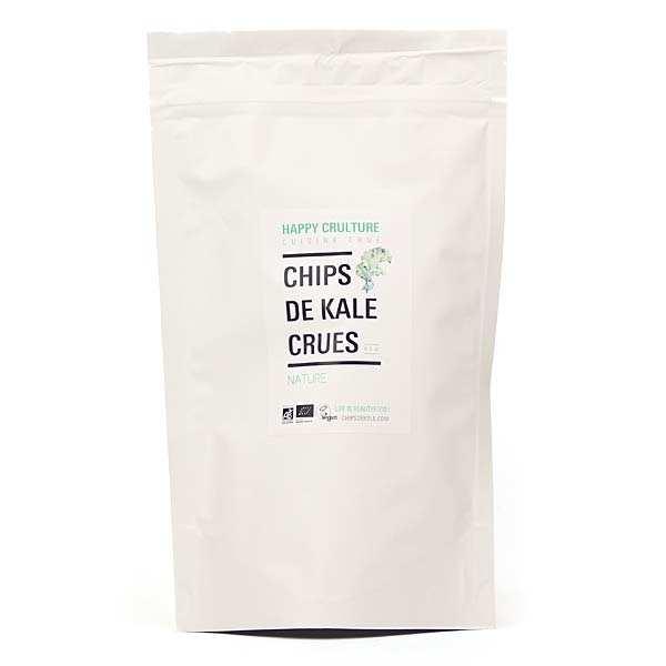 Chips de kale nature bio