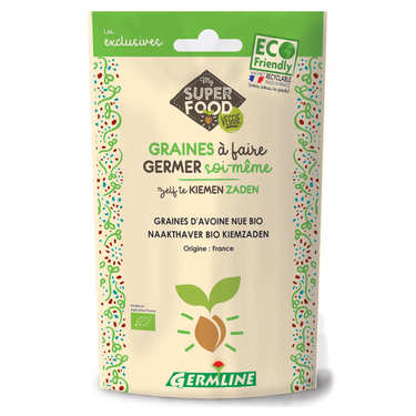 Avoine bio - Graines à germer