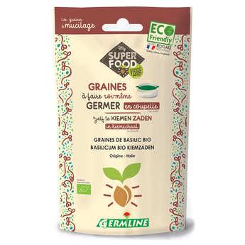 Germline - Basilic bio - Graines à germer