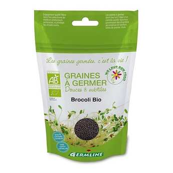 Germline - Brocoli bio - Graines à germer