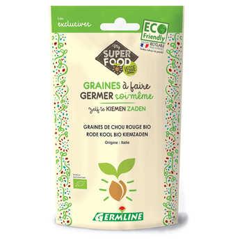 Germline - Chou rouge bio - Graines à germer