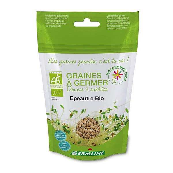 Organic Spelt - Seeds To Sprout
