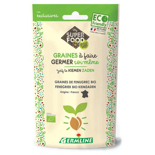 Fenugrec bio - Graines à germer
