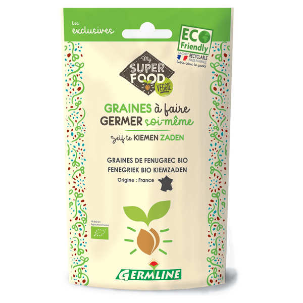 Organic Fenugreek - Seeds To Sprout