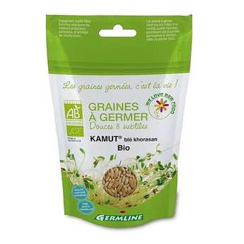 Germline - Organic Kamut - Seeds To Sprout
