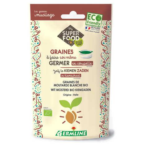 Germline - Moutarde bio - Graines à germer