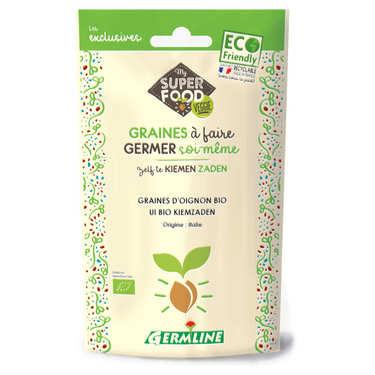 Oignon bio - Graines à germer