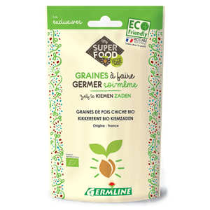Germline - Organic Chickpeas - Seeds To Sprout