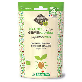 Germline - Organic Quinoa - Seeds To Sprout