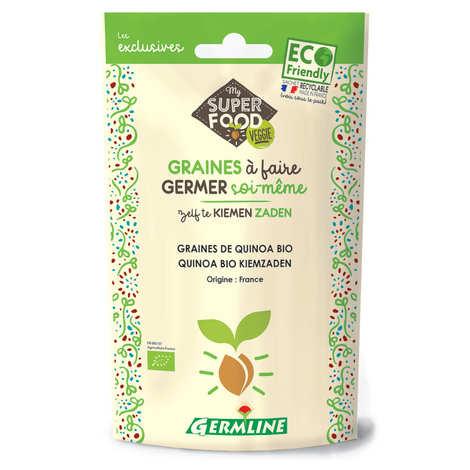 Germline - Quinoa bio - Graines à germer
