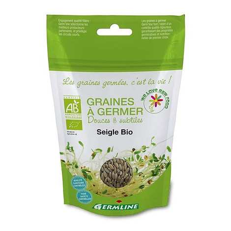 Germline - Organic Rye - Seeds To Sprout