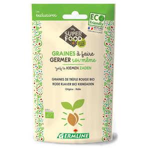 Germline - Trèfle rouge bio - Graines à germer