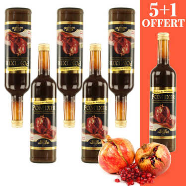 Organic extract of Pomegranate concentrate - Pomixir 5+1 free