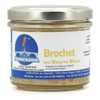 La Bourriche aux Appétits - Rillettes de brochet aux épices grillées