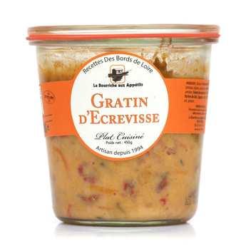 La Bourriche aux Appétits - Gratin of Crayfish Tails