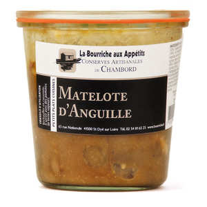 La Bourriche aux Appétits - Matelote d'anguille de Loire