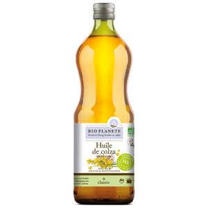 BioPlanète - Oil for Sauces and Mayonnaises Bio (Rape)
