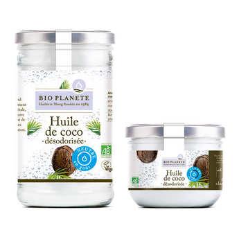 BioPlanète - Organic Deodorized Coconut Oil