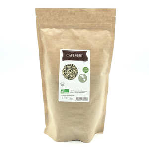 Destination - Organic Green Coffee