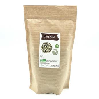 Destination - Organic Green Coffee